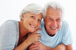Seniors vivant à domicile
